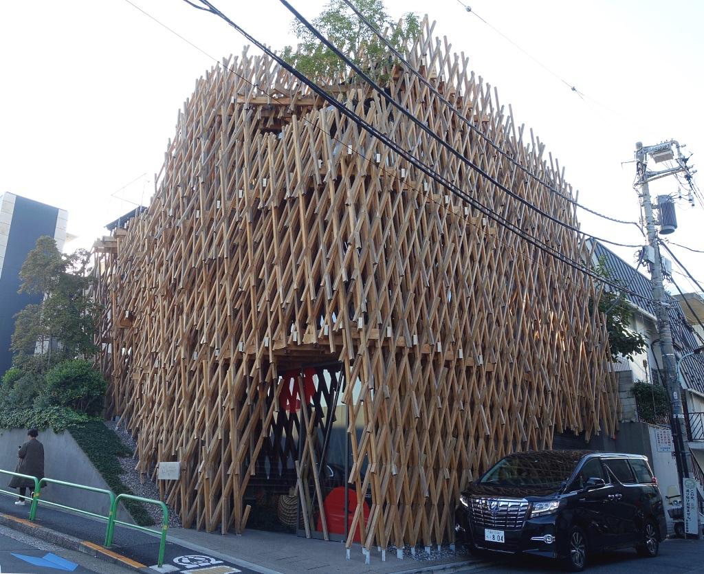 Kengo Kuma: Sunny Hills Aoyama