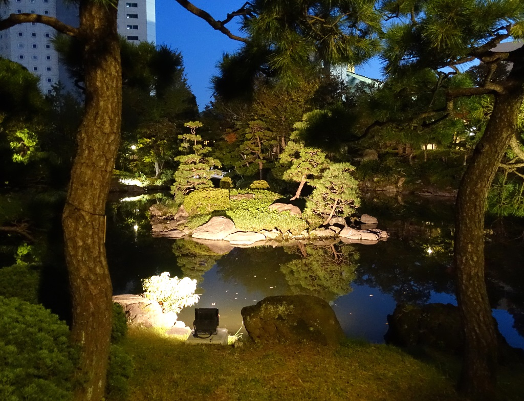 Kyo-Yasuda Teien Gardens