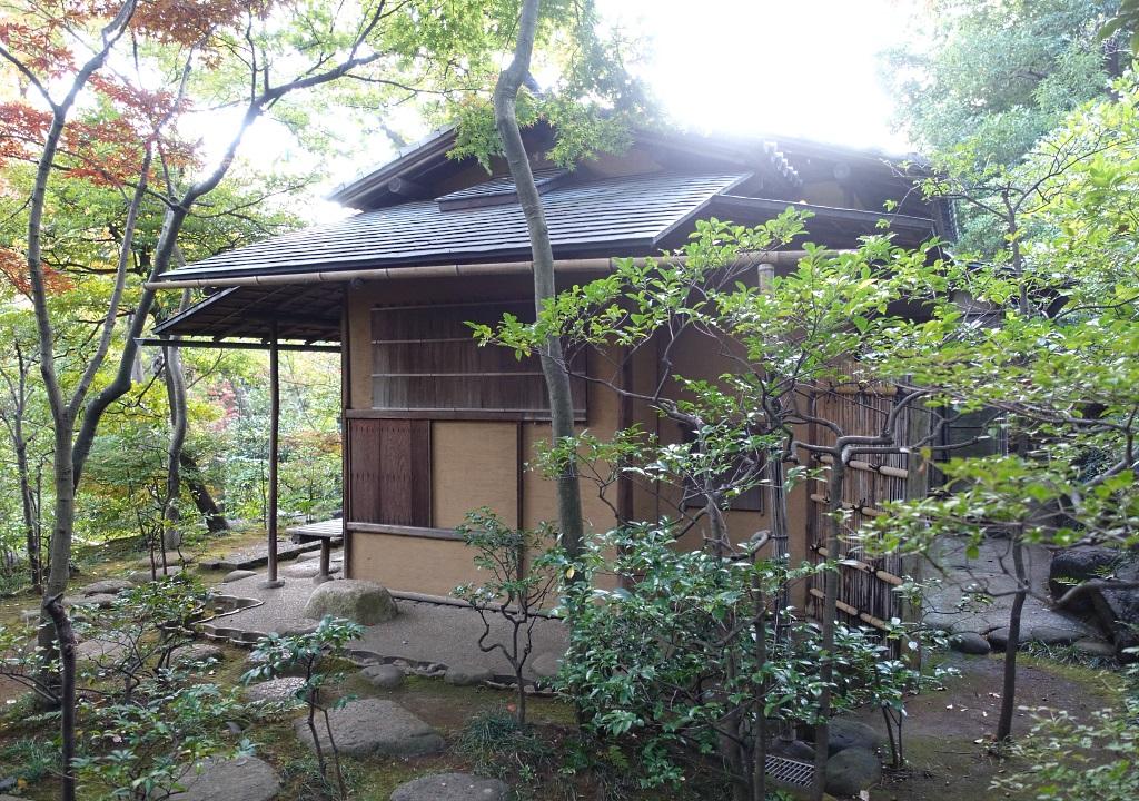 Tezu Museum Teahouse