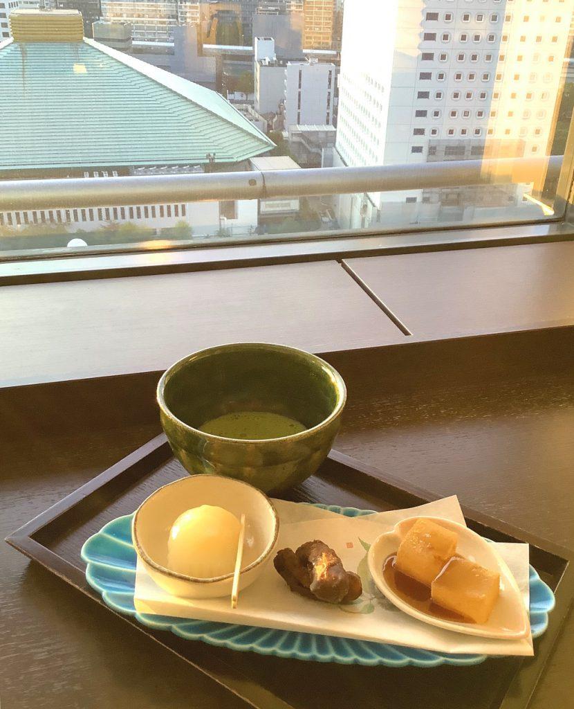 Tee in Japan: Matcha im Sakura Saryou