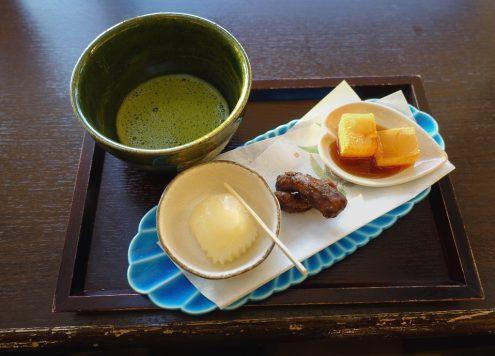 Tee in Japan