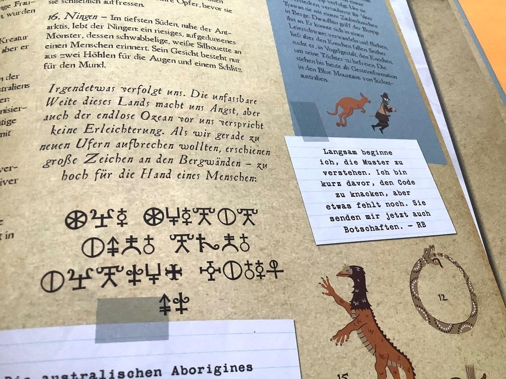Atlas der Fabelwesen, Prestel Verlag