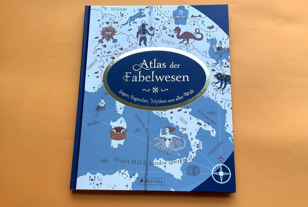 Atlas der Fabelwesen, Prestel Junior