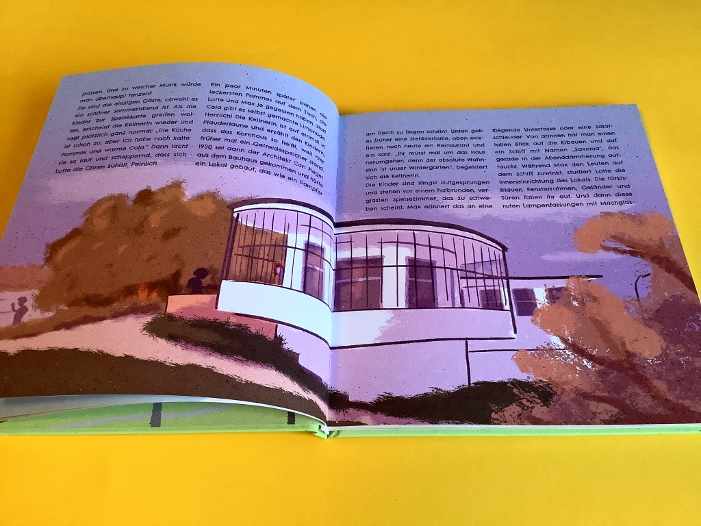 Bauhaus-Kinderbuch, Stiftung Bauhaus Dessau