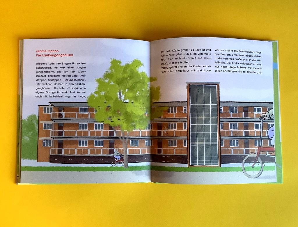Bauhaus Dessau: Architekturbuch für Kinder