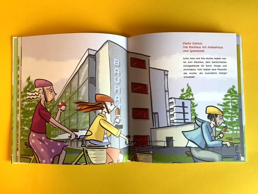 Bauhaus Dessau: Kinderbuch