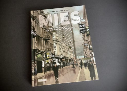 "Graphi Novel ""Mies"""