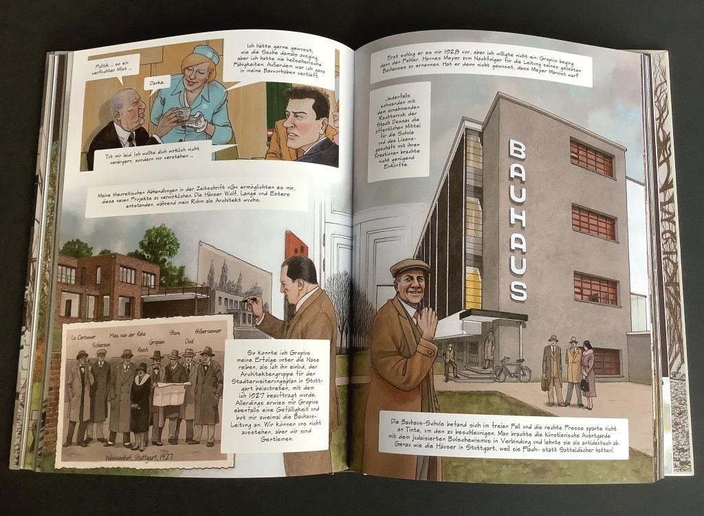 Mies van der Rohe Bauhaus