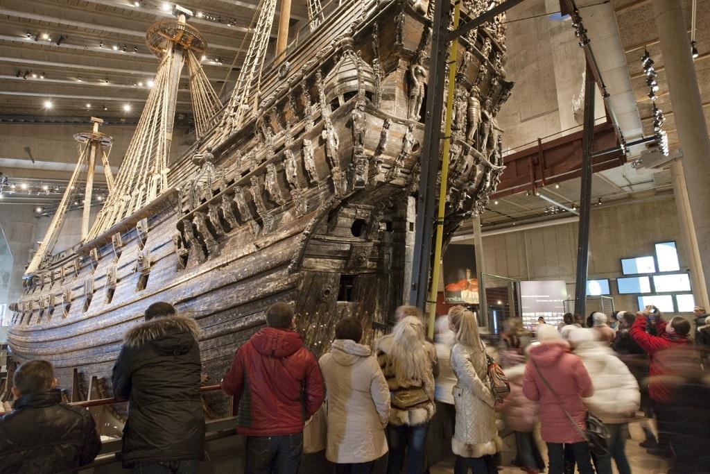 Familientipp Stockholm: Vasa-Museum