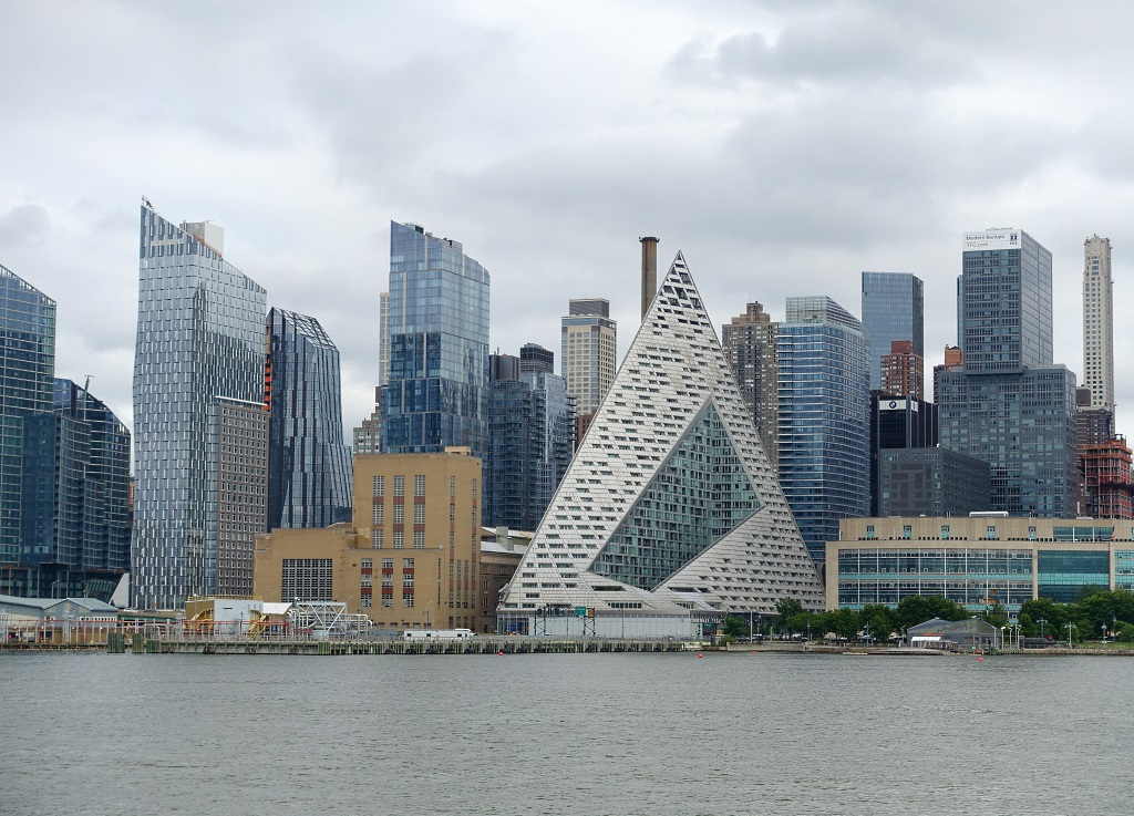 Bjarke Ingels, New York City