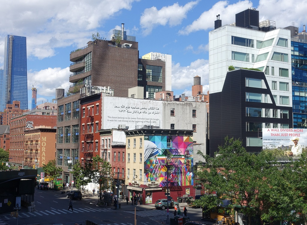 Eduardo Kobra, New York City