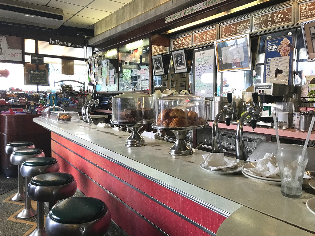 Lexington Candy Shop Luncheonette