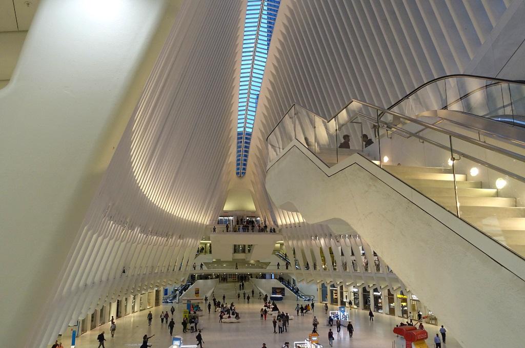 Santiago Calatrava, The Oculus