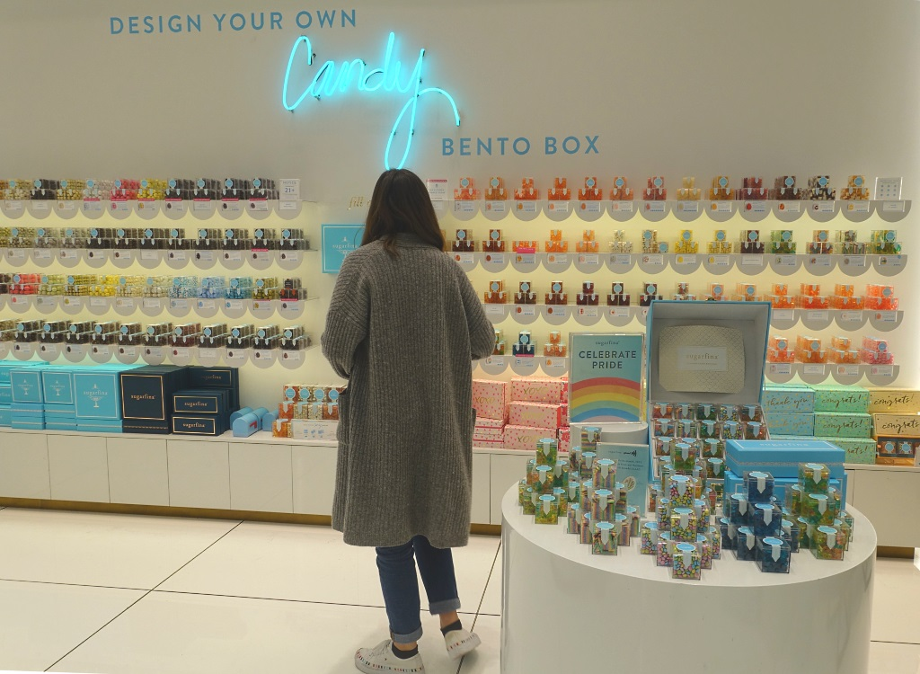 Food design by Sugarfina