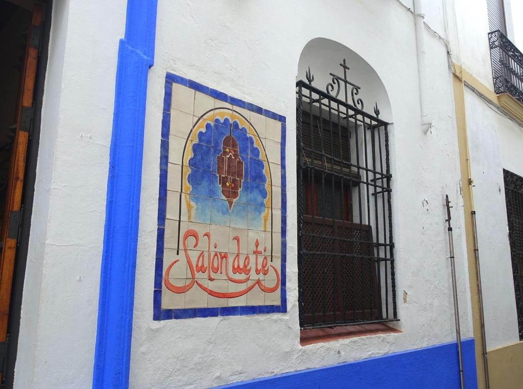 Salón de té in Córdoba