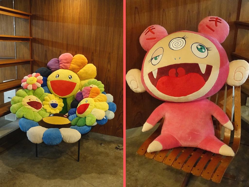 Kunst mit Kindern: Takashi Murakami