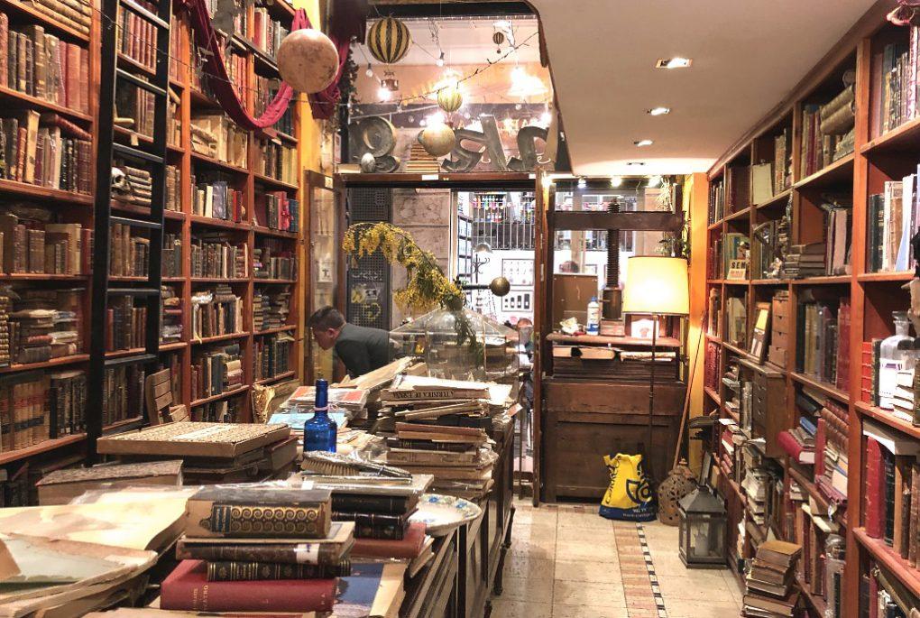 Librería Anticuaria Rafael Solaz