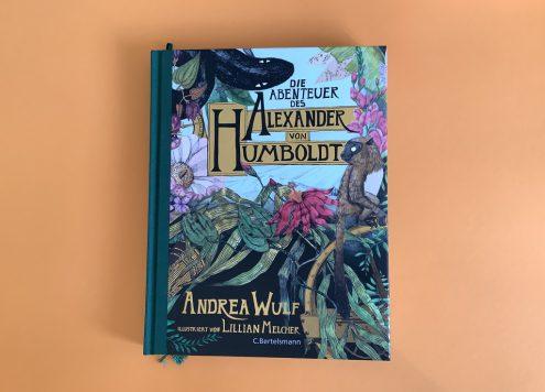 Wolf, Melcher: Alexander von Humboldt