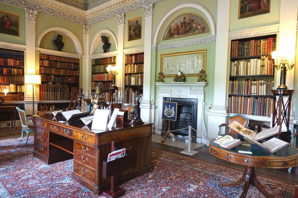 Bookstagram: Harewood House