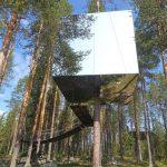Erfüllter Reisetraum: Das Treehotel in Schweden
