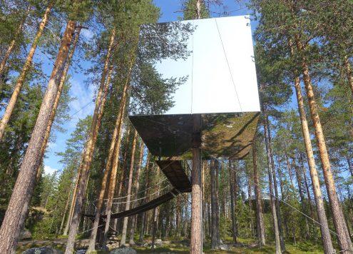 Treehotel in Schweden