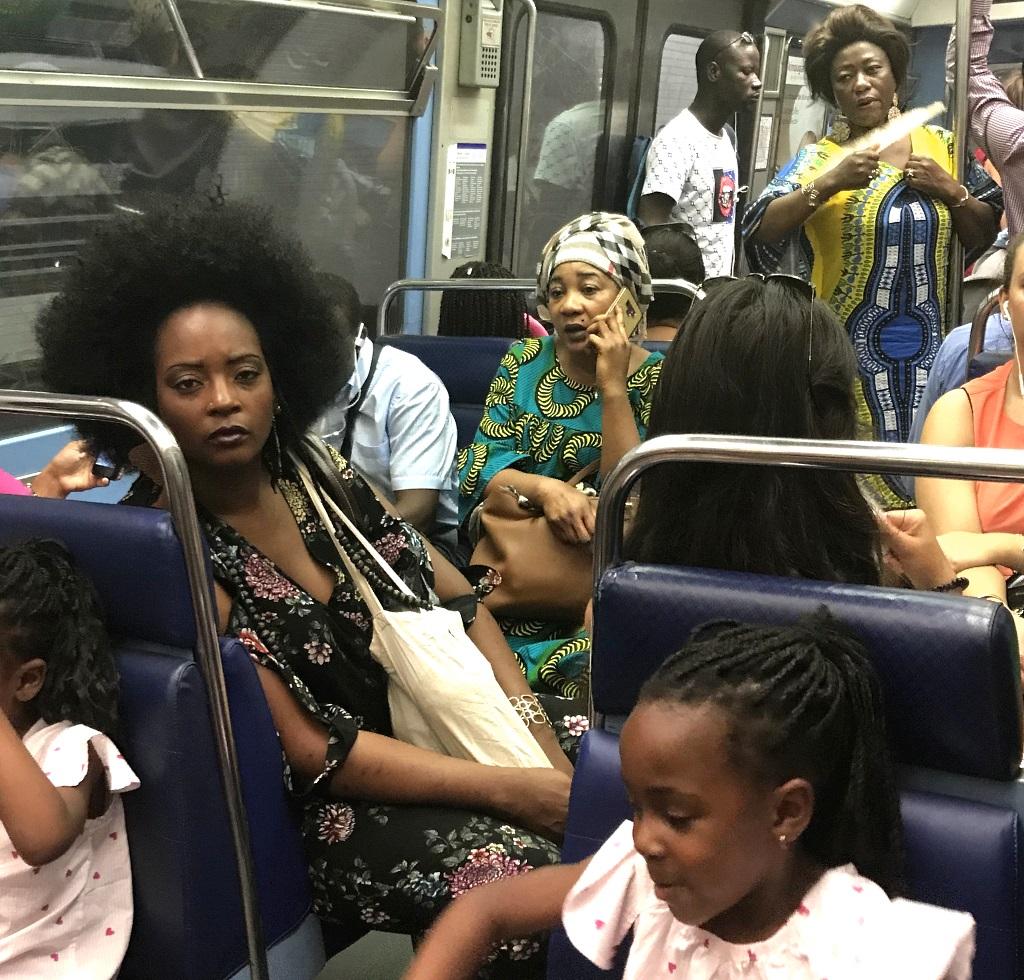 Paris nach Corona: Metro