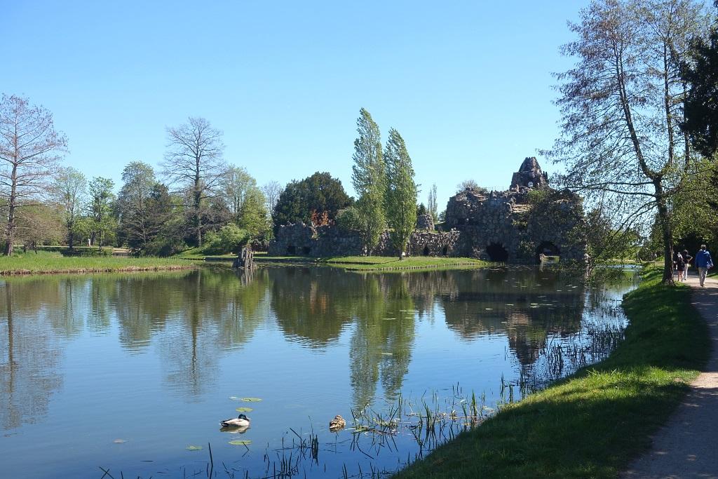 Sachsen-Anhalt mit Kindern: Wörlitzer Park