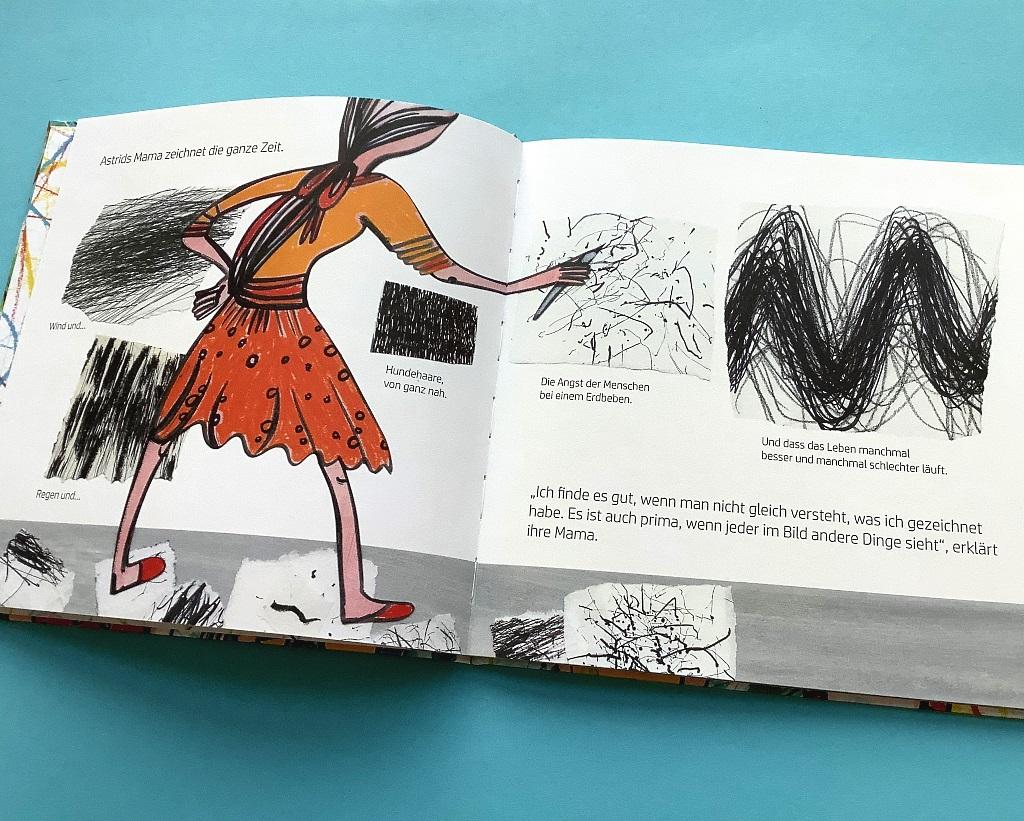 Kinder-Kunstbuch Kertu Sillaste