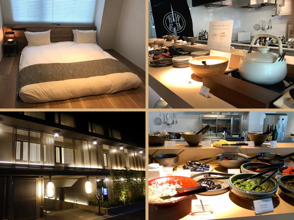 Designhotel Kyoto: Oriental Hotel Kyoto Rokujo