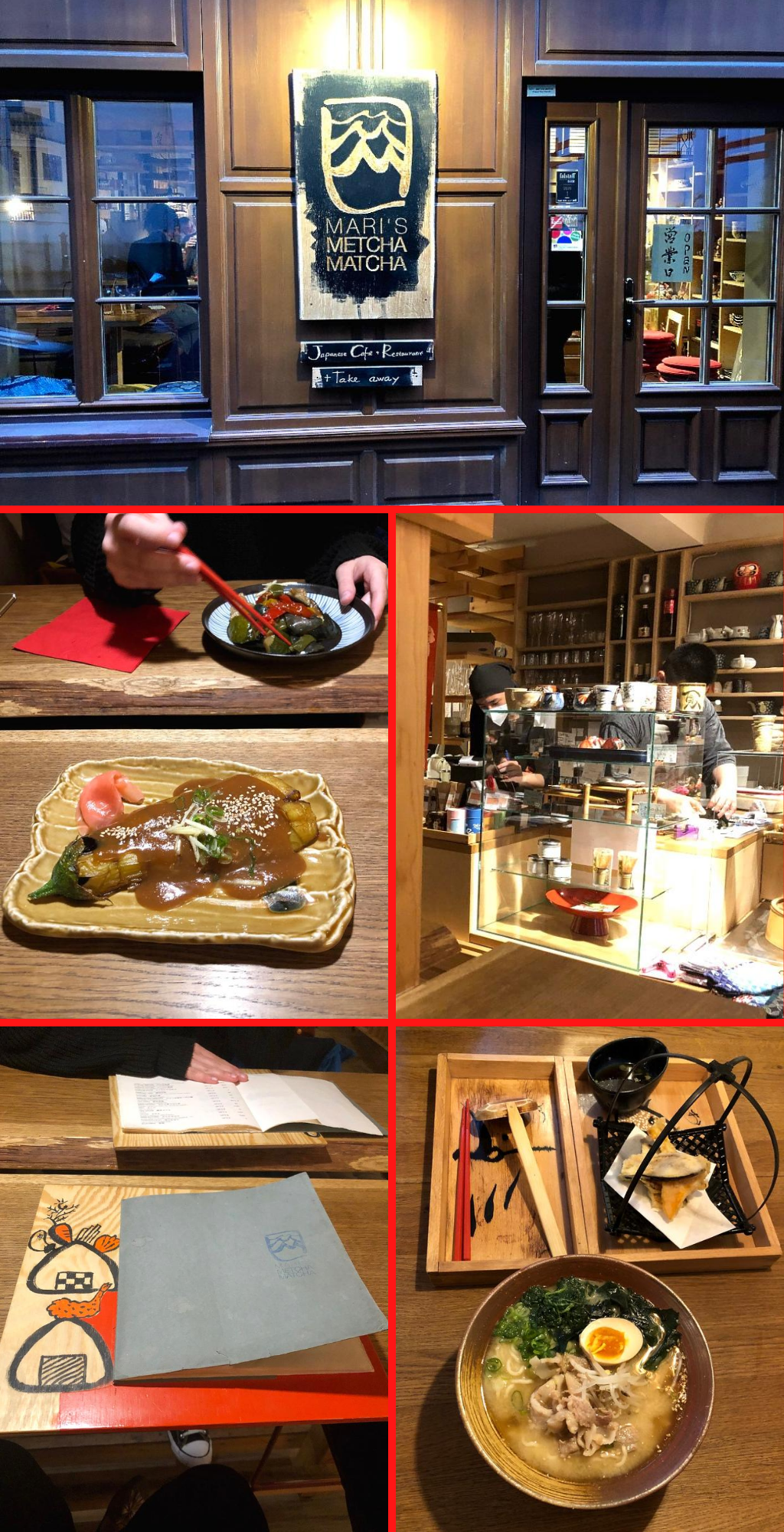 Wien kulinarisch: Mari's Metcha-Matcha