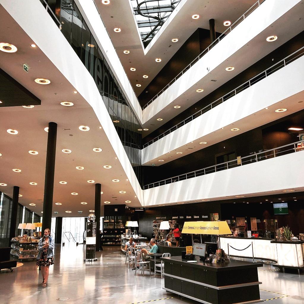 De Nieuwe Bibliotheek, Almere