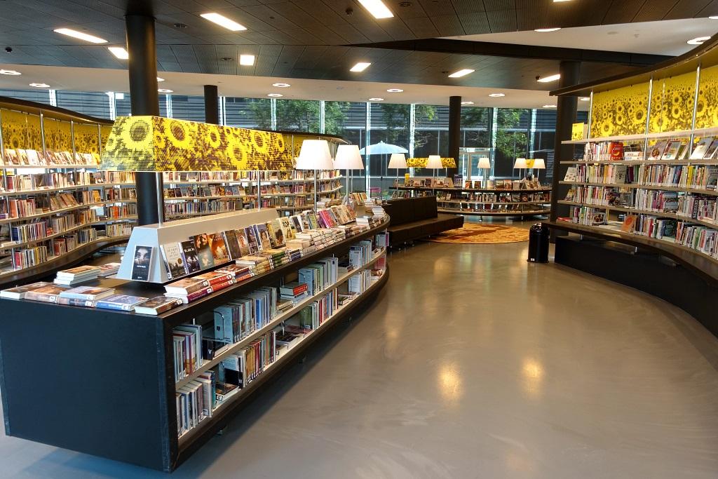 Bücherorte Niederlande