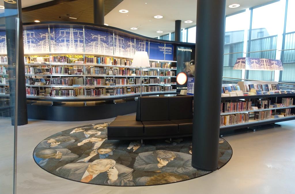 Die Nieuwe Bibliotheek, Almere
