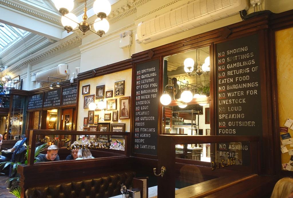 Chaakoo Bombay Café, Glasgow