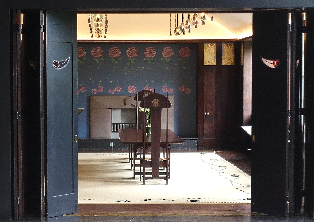 Charles Rennie Mackintosh, Glasgow