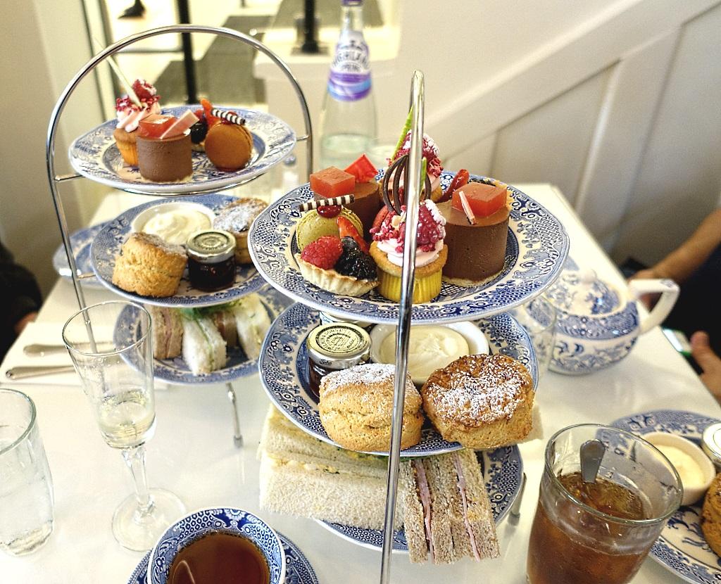 High Tea, Mackintosh at the Willow