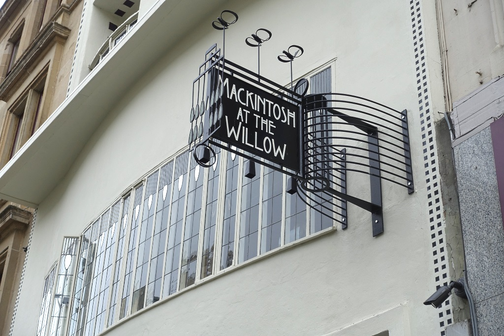 Mackintosh Sauchiehall Street