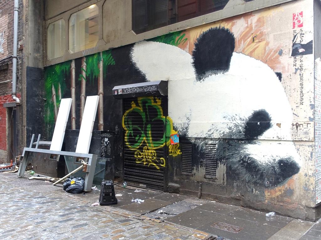 Glasgow Panda Klingatron