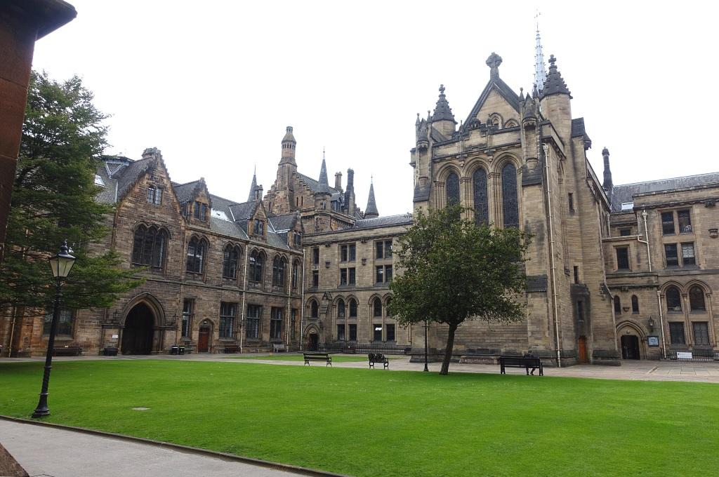 University of Glasgow Harry Potter