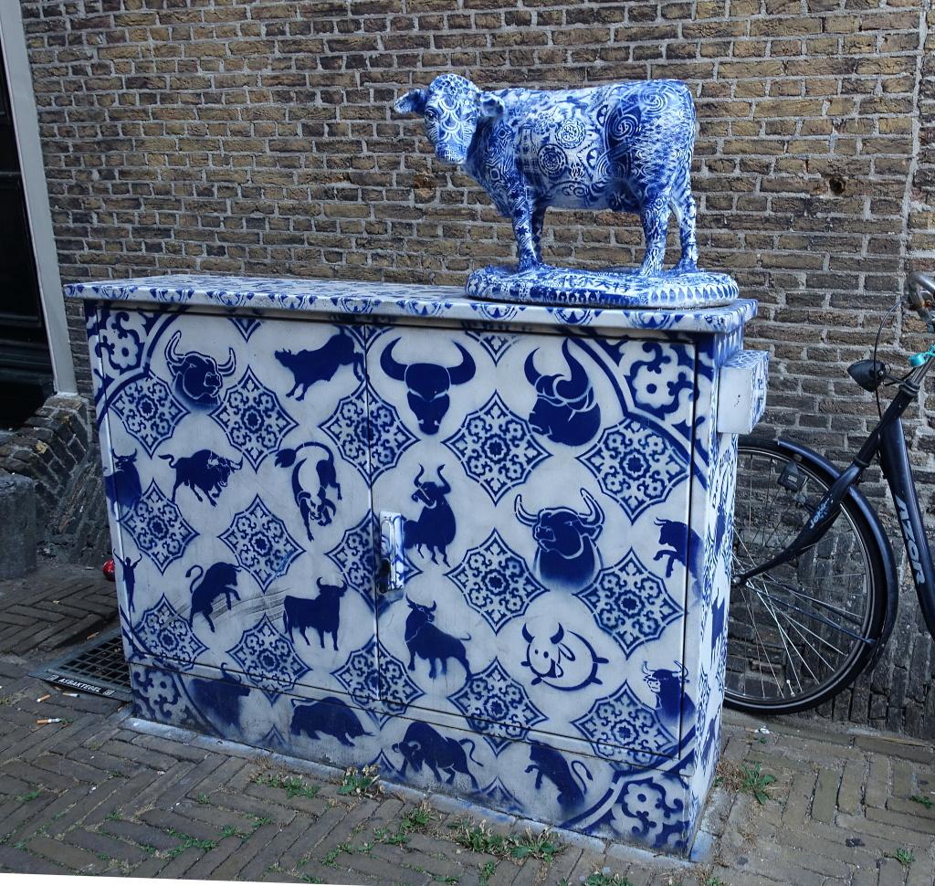 Delft Street Art