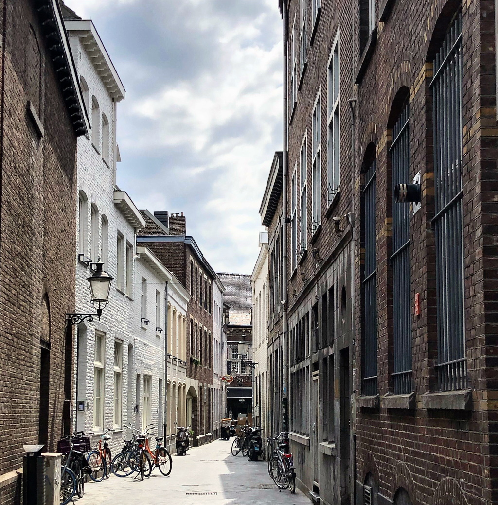 Maastricht mit Teenagern