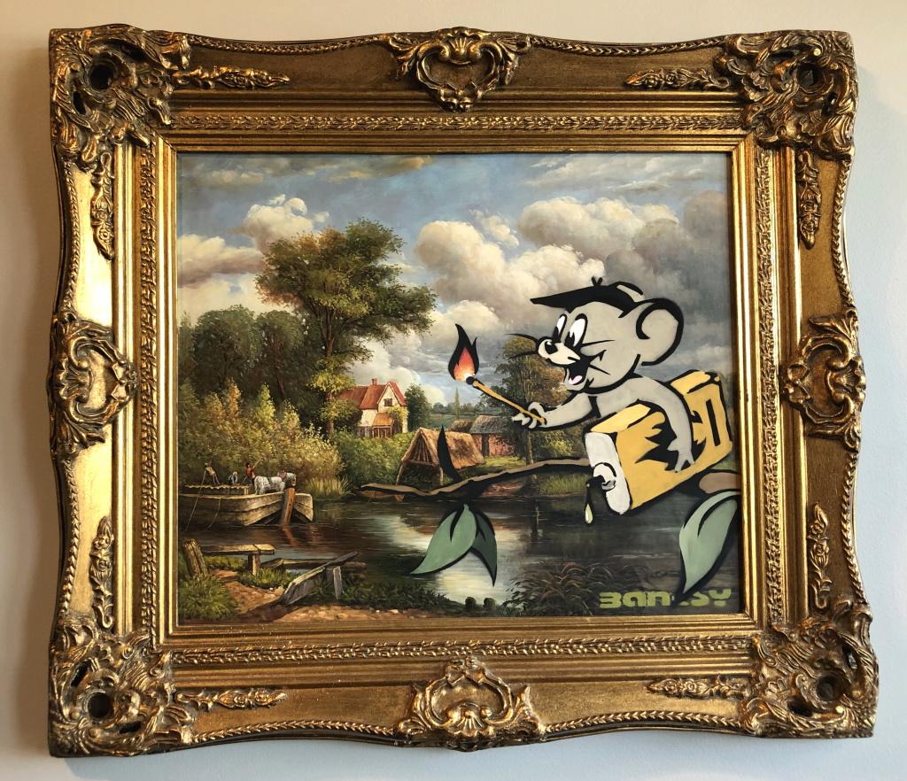 Banksy Moco Museum