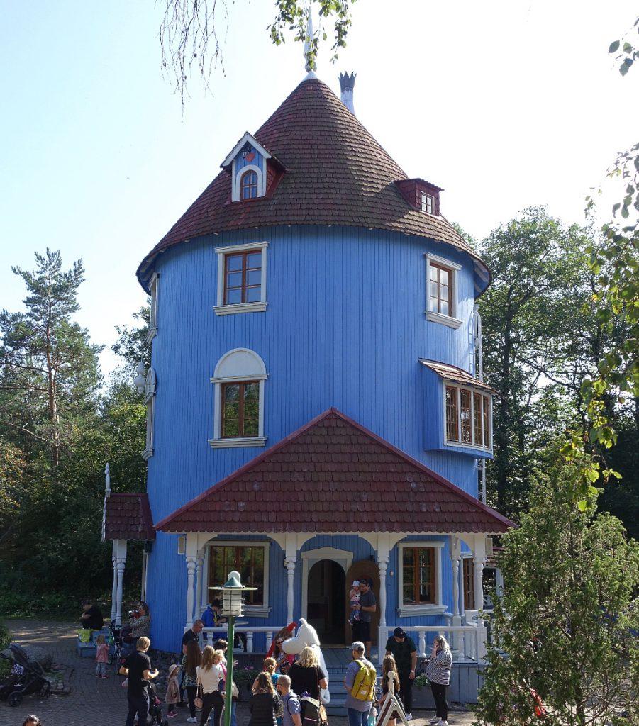 Muminwelt Muminhaus