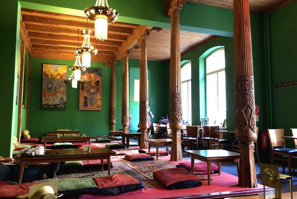 Tadschikische Teestube Berlin