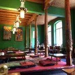 Mikroabenteuer mit russischem Tee in Berlin: die Tadshikische Teestube