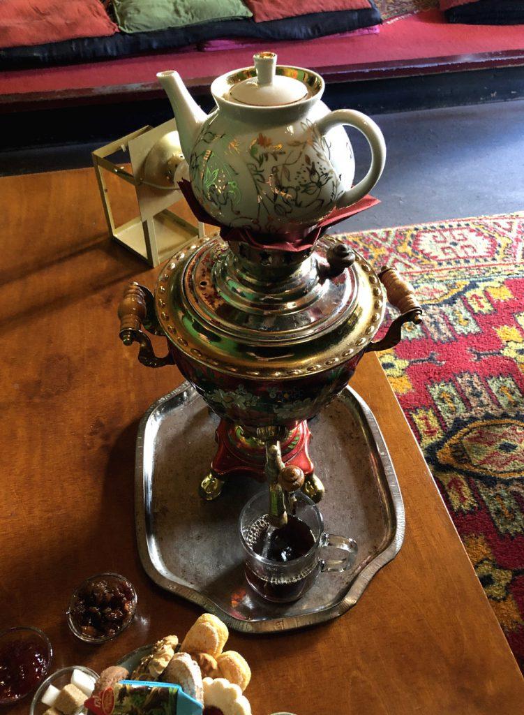 Russischer Tee in Berlin
